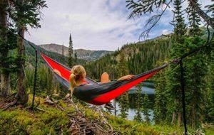 Wypoczynek w lesie